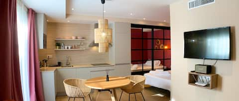 Sea to Sky Luxury Suites | Europa Apartment