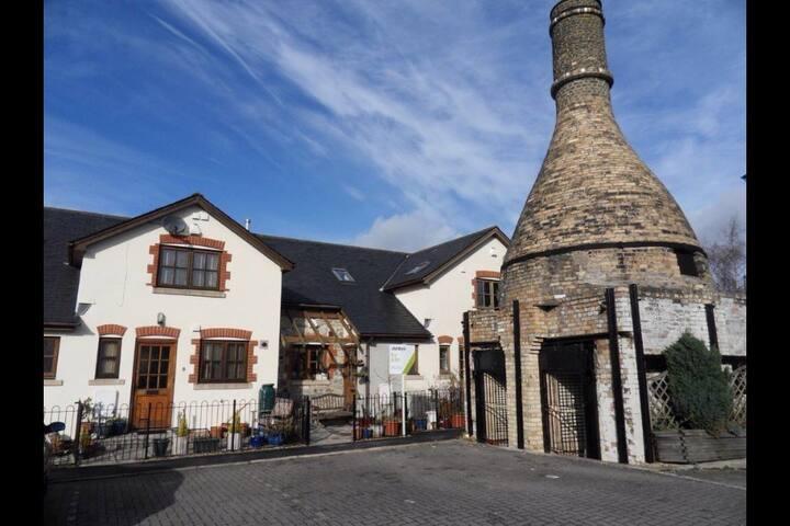 Quiet cottage, perfect for Dartmoor - Liverton - Hus