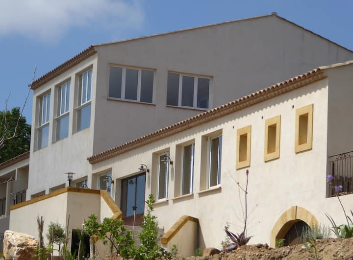 Divine Etoile Cottage Vineyard-Domain Herbe Sainte