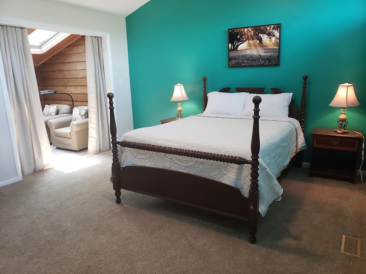 Shaker Place-Resort like in the heart of the city