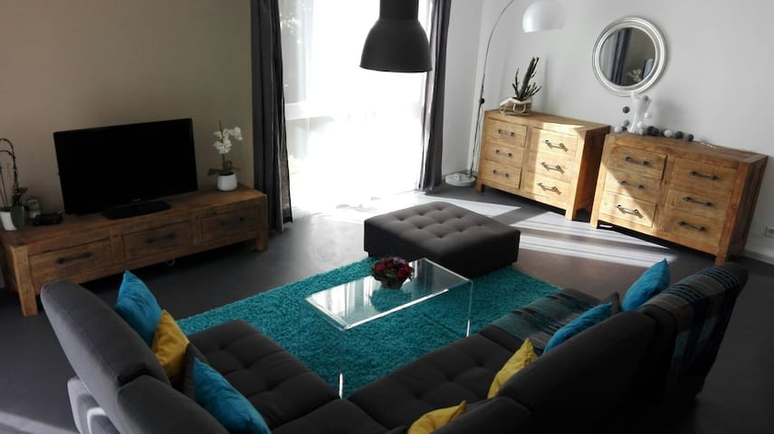 Charming appartment near Geneva Center and Lake - Vésenaz - Apartment