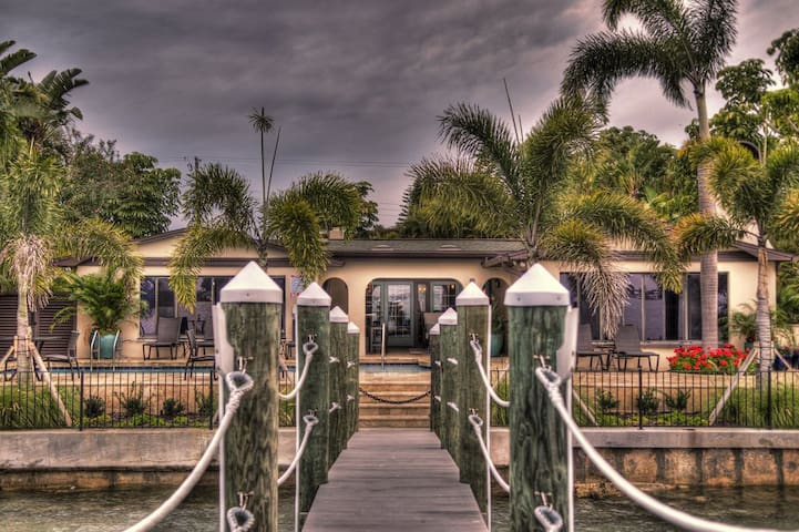 Oasis at Pasa Tiempo Waterfront Home