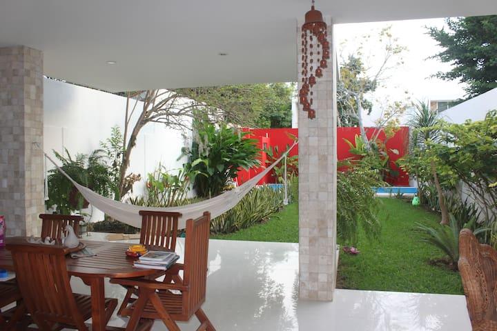 Hermosa Casa en el norte de Mérida - Mérida - Haus