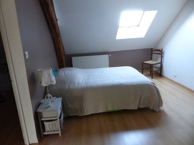 chambre dans ptte commune 8kms Issoudun