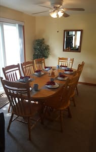 3 bed townhome 2 min from camelback - Tannersville - Dom