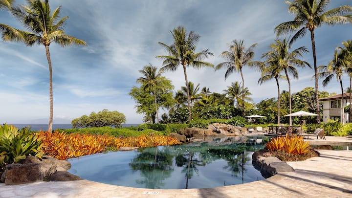 Wailea Beach Villa PH112