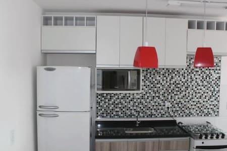 Apartamento com ar condicionado completo