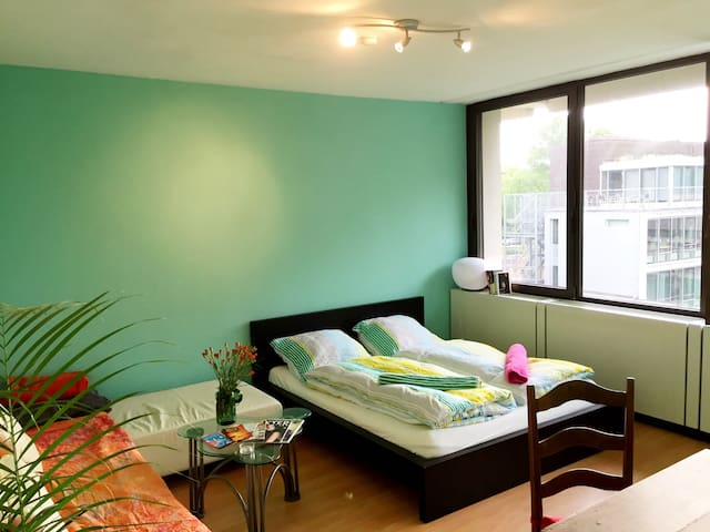 Top central and quiet apartment in green area ️ - Hamburg - Daire