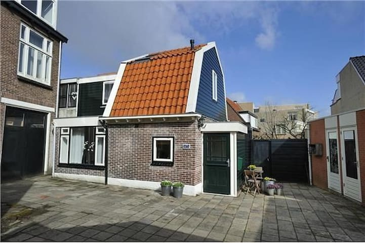 Authentic Dutch House 1904 keukenhof 2min away!