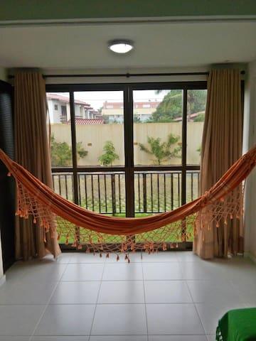 Apartamento completo em Guarajuba - Camaçari
