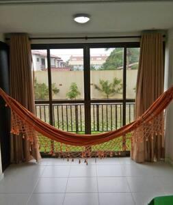 Apartamento completo em Guarajuba - Camaçari - Wohnung
