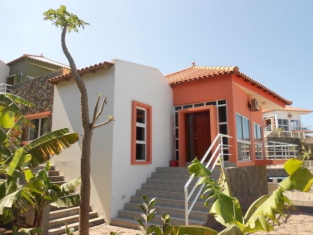 Morabeza Mountainside Villa Soleil With Ocean View