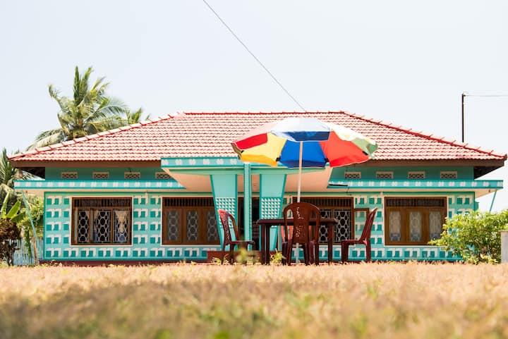 Neverbeen to Vijay's Villa | DBL Room 1