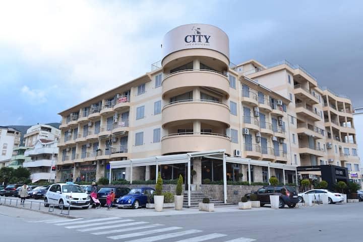 City Place apartment