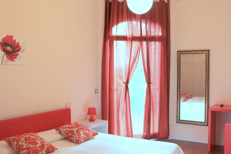 Villa Devin R&B Stanza Rossa - 费拉拉 - 住宿加早餐