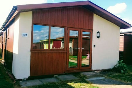 6 Berth pet friendly Chalet
