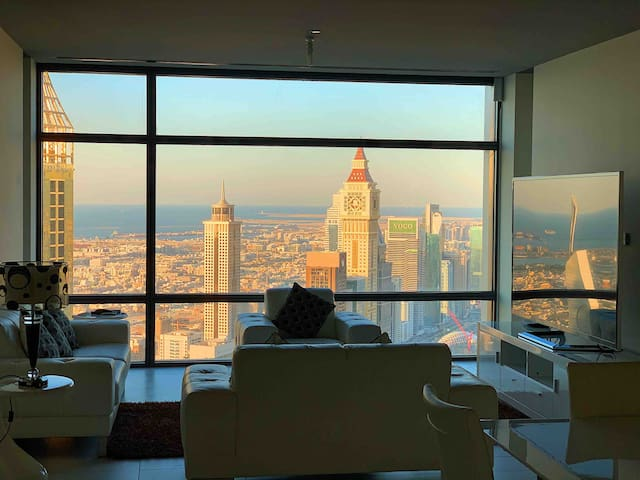 INDEX TOWER DIFC, 2 BDR, 63th floor, DIFC Downtown