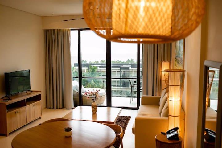 Ocean View, High Floor - 1BR Hyatt Residence A