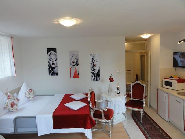 ZadarBorik 3* Apartment Studio  garden view   Nr.7