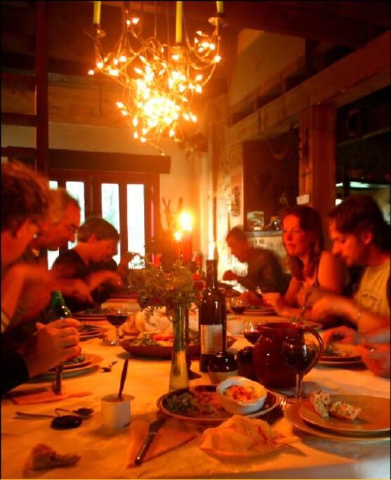 gezamenlijk eten