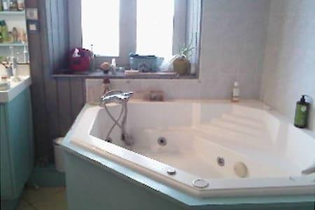 Chambre et salle/bain Centre ville  - Mâcon