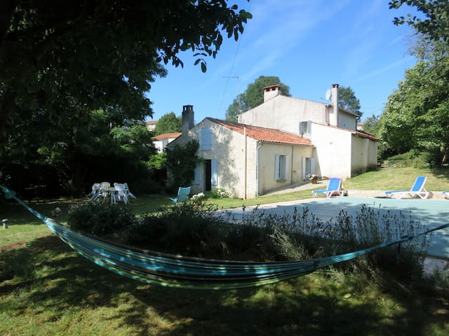 18th century farmhouse with pool.  - Sérigné
