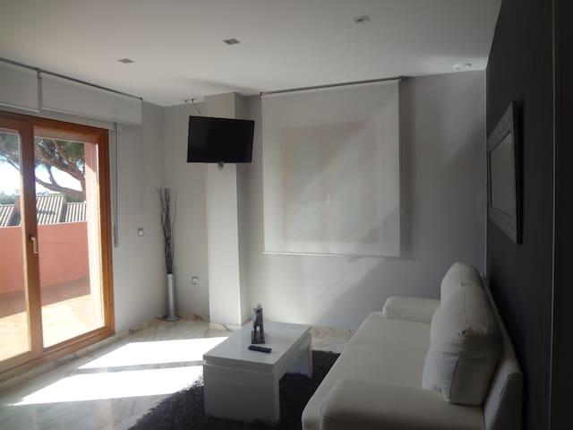 ATICO NOVO SANTI PETRI - Chiclana de la Frontera - Apartamento