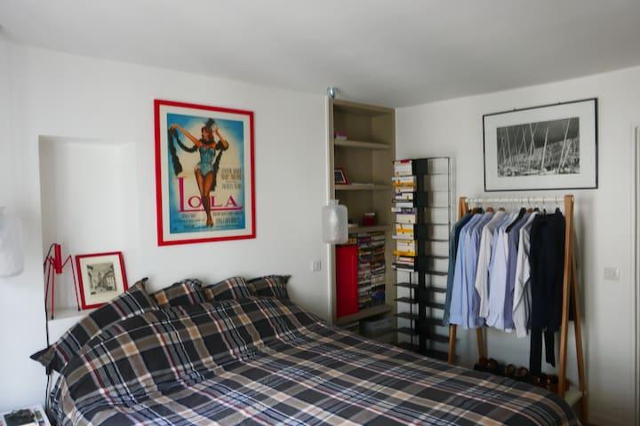 Adorable Appartement 50m² au Canal Saint Martin