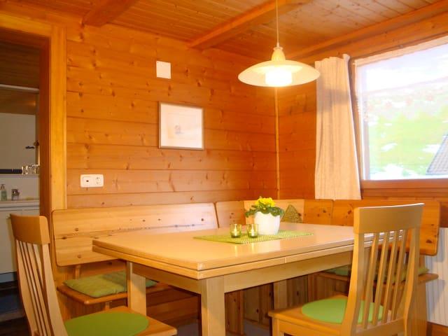 Ferienwohnung 'Panoramablick' - Schwarzenberg - House