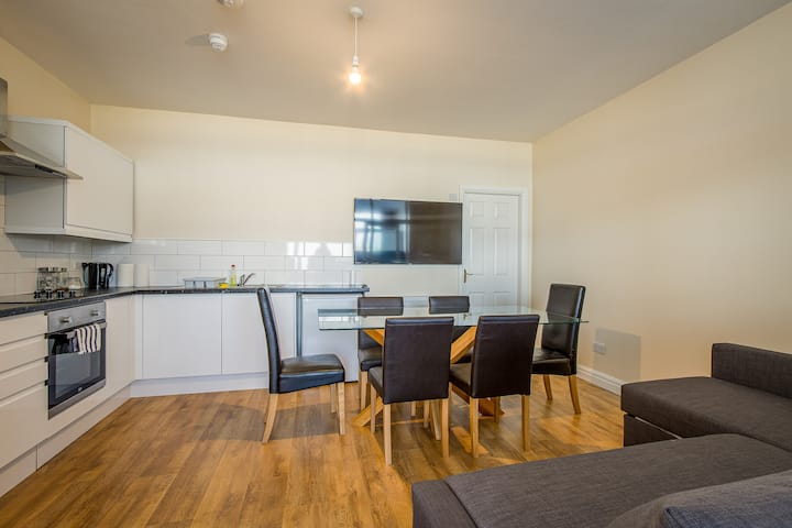 Granada Apartments 2 sea view ground floor