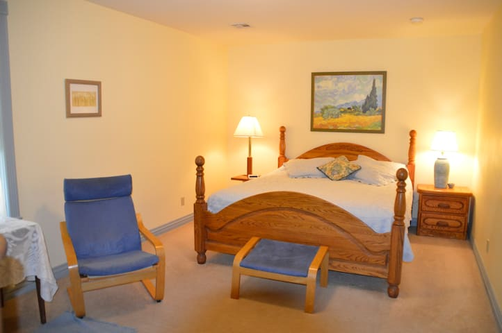 Cozy B&B minutes from Zion Park (O) - Rockville - Bed & Breakfast