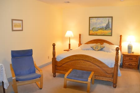 Cozy B&B minutes from Zion Park (O) - Rockville - Szoba reggelivel