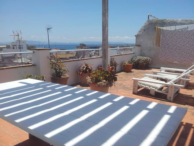 apartment with spectacular view¡¡ - Tarifa - Daire