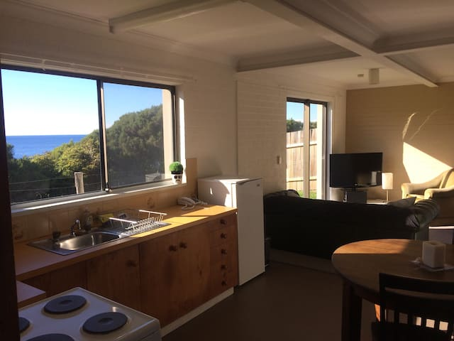 South coast surf, cycle and sun at Tathra - Tathra - Apartemen