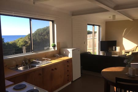 South coast surf, cycle and sun at Tathra - Tathra - Apartamento