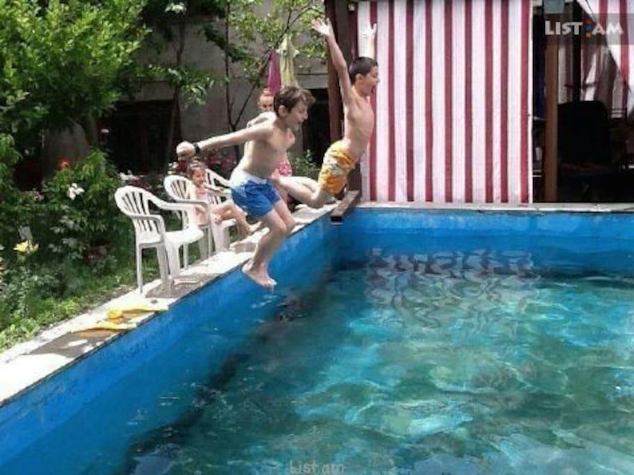 Privet pool