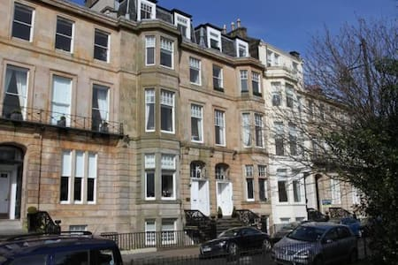 Stunning period Glasgow apartment