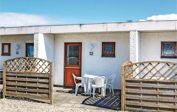 Holiday apartment with 1 bedroom on 33m² in Rømø