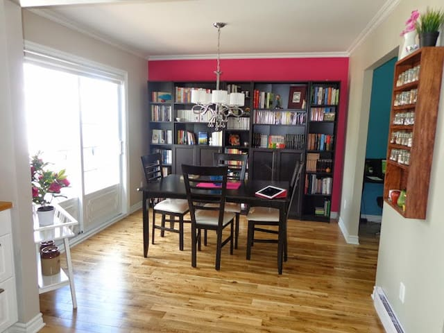 Nice house at 15 min from Montreal! - Candiac - Talo