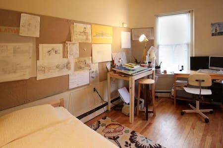 Architects Live-in Studio in Boston - Boston - Apartment