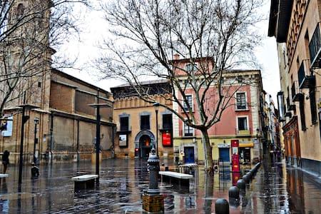 Bonito apartamento en la Plaza San Felipe - Zaragoza - Apartment - 1
