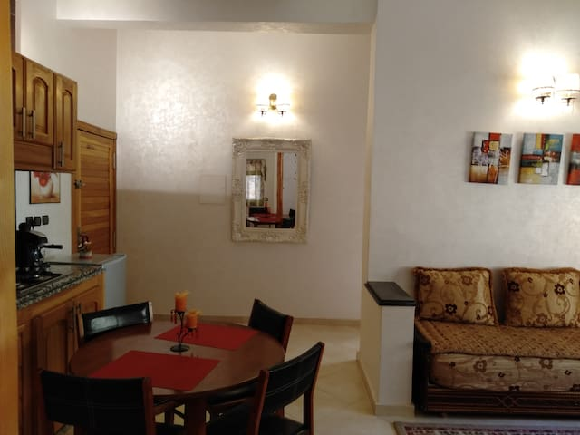 Appartement convivial centre d' ifrane