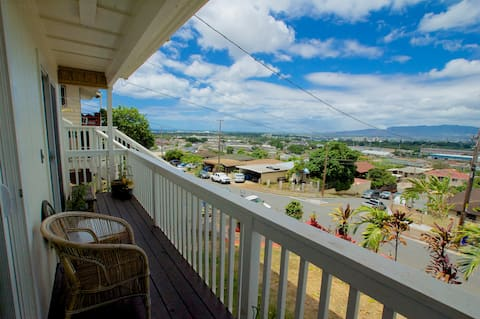 Honu Studio with Pearl Harbor View - 30 day min