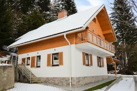 Cottage House Jakob 1045m - Ambrož pod Krvavcem