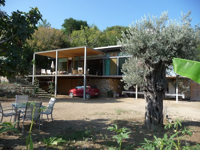 design farm house in the nature - Bodrum - Huis