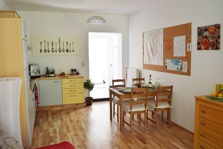 Lovely Vienna Apartment with garden - Vienna - Leilighet