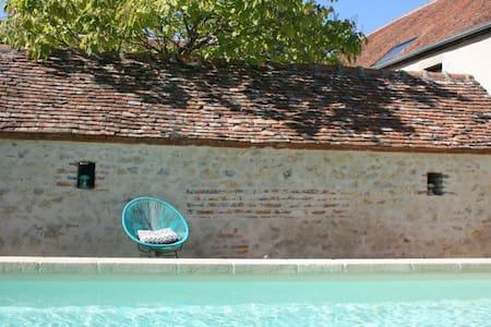 Écolodge de charme pour 6 personnes - Germigny-des-Prés