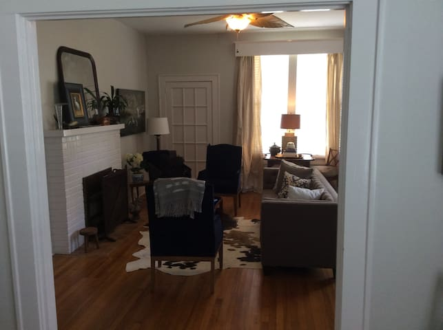 Charming Cottage-Historical Area - Yazoo City - House