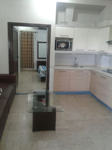1 bd furnished apartment in Bahria - Rawalpindi
