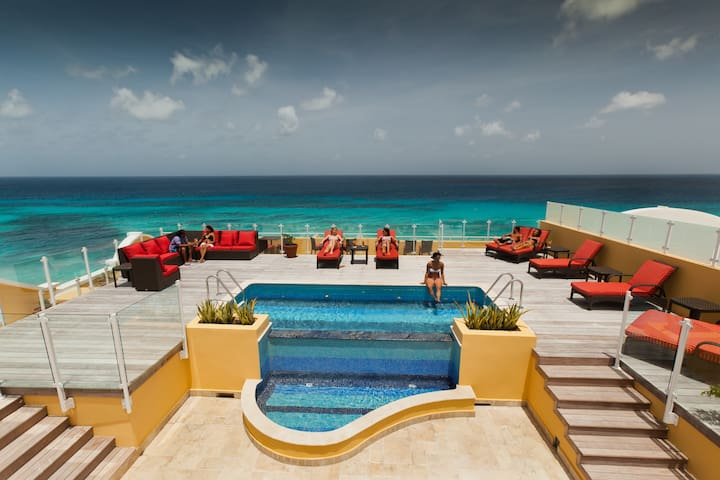 Ocean Two Resort - One Bedroom Oceanfront Suite - Breakfast Included